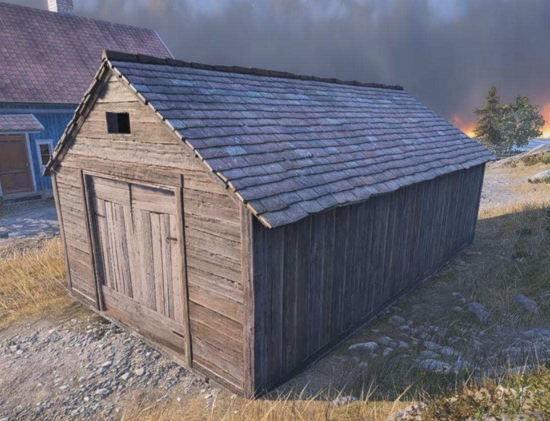 Firestorm building G1