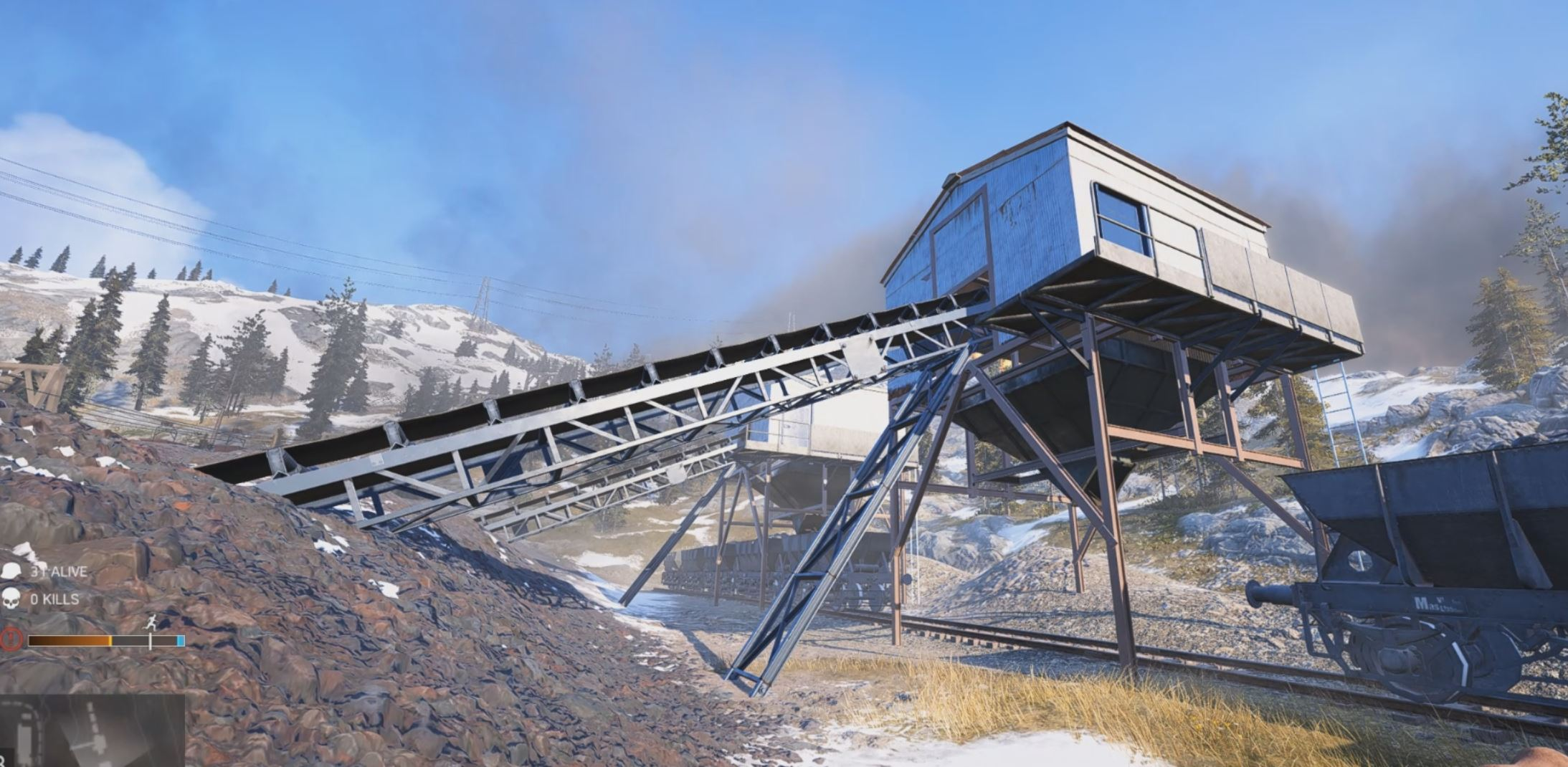 Firestorm building M1