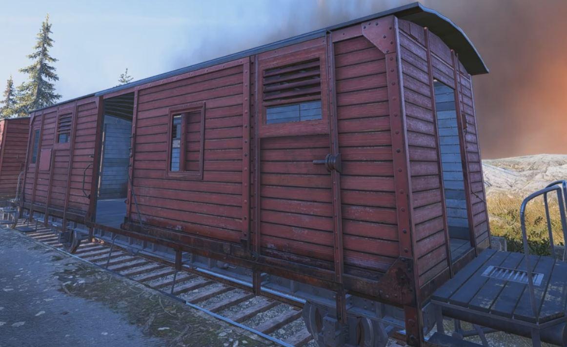 Firestorm building TC